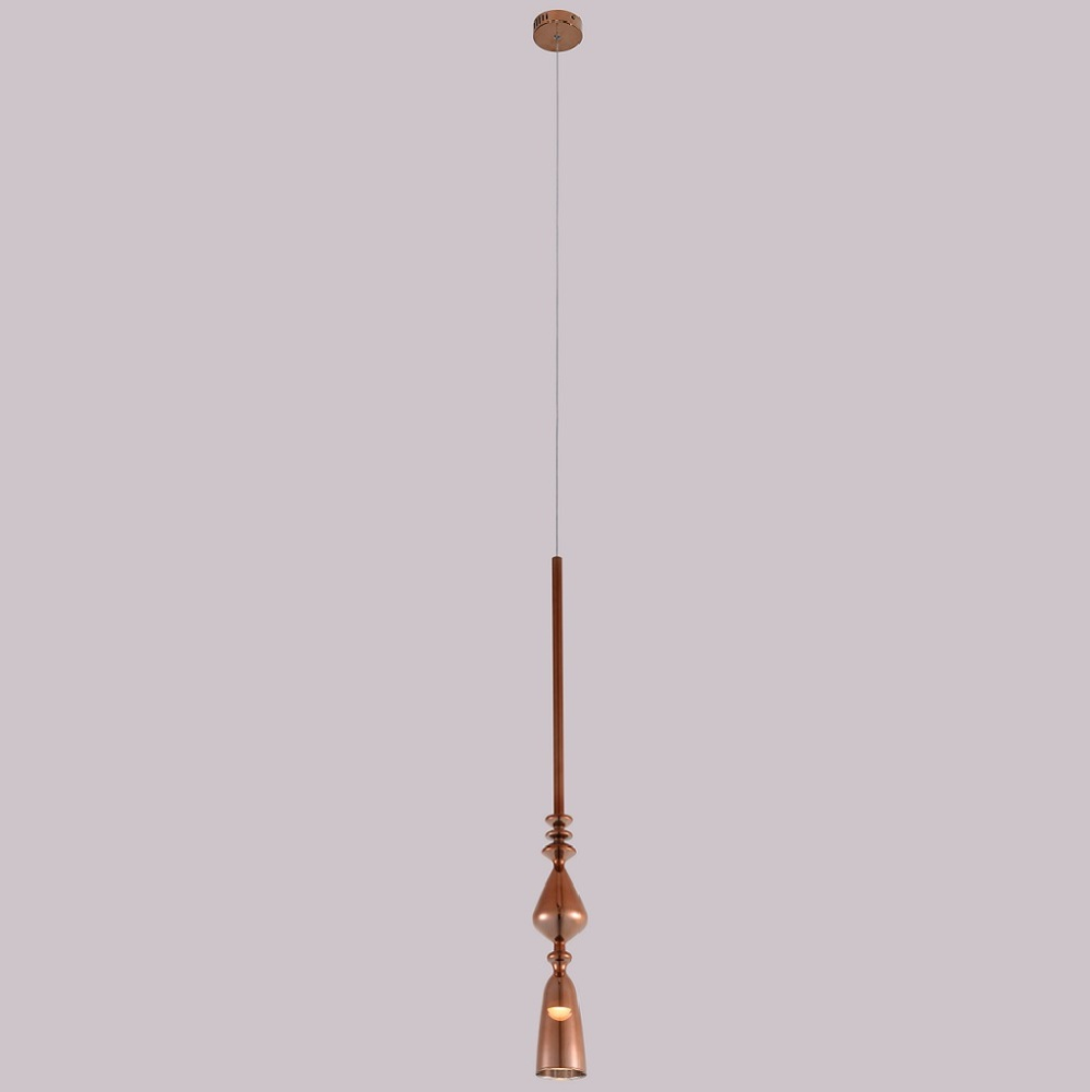 Светильник подвесной Crystal Lux Lux LUX SP1 B COPPER home lux