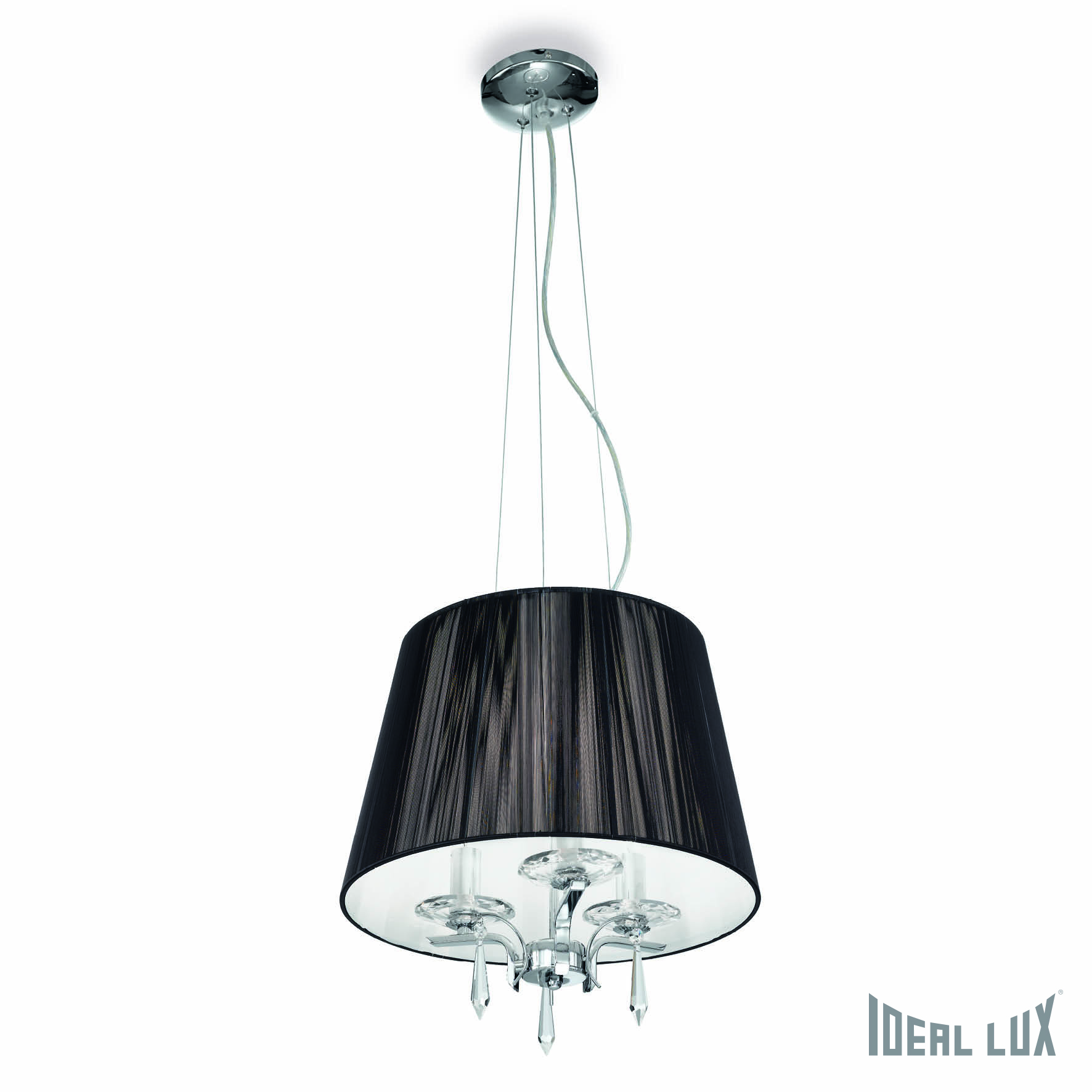 Светильник подвесной Ideal Lux Accademy ACCADEMY SP3 ideal lux люстра ideal lux le roy sp3