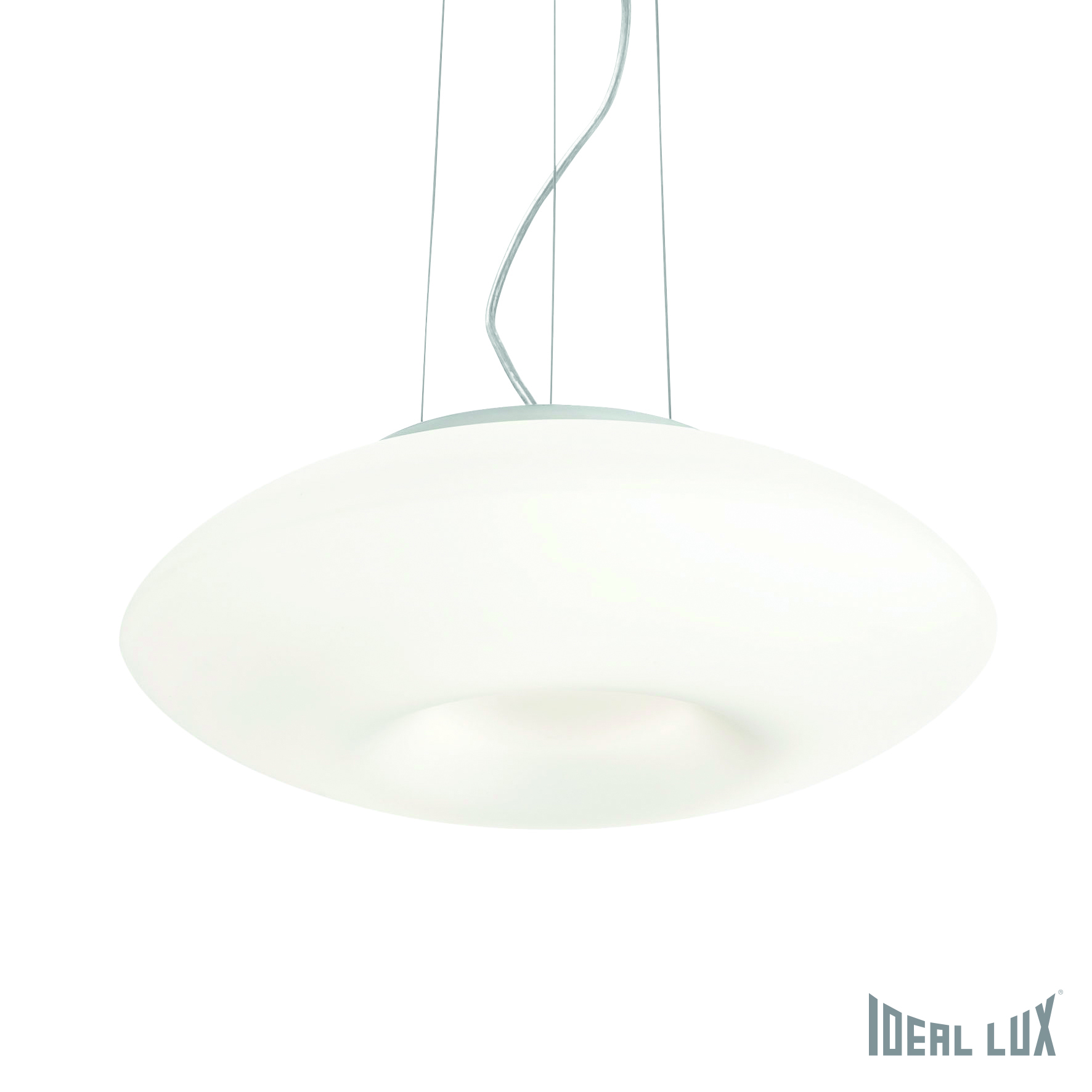 Светильник подвесной Ideal Lux Glory GLORY SP3 D40 ideal lux люстра ideal lux le roy sp3