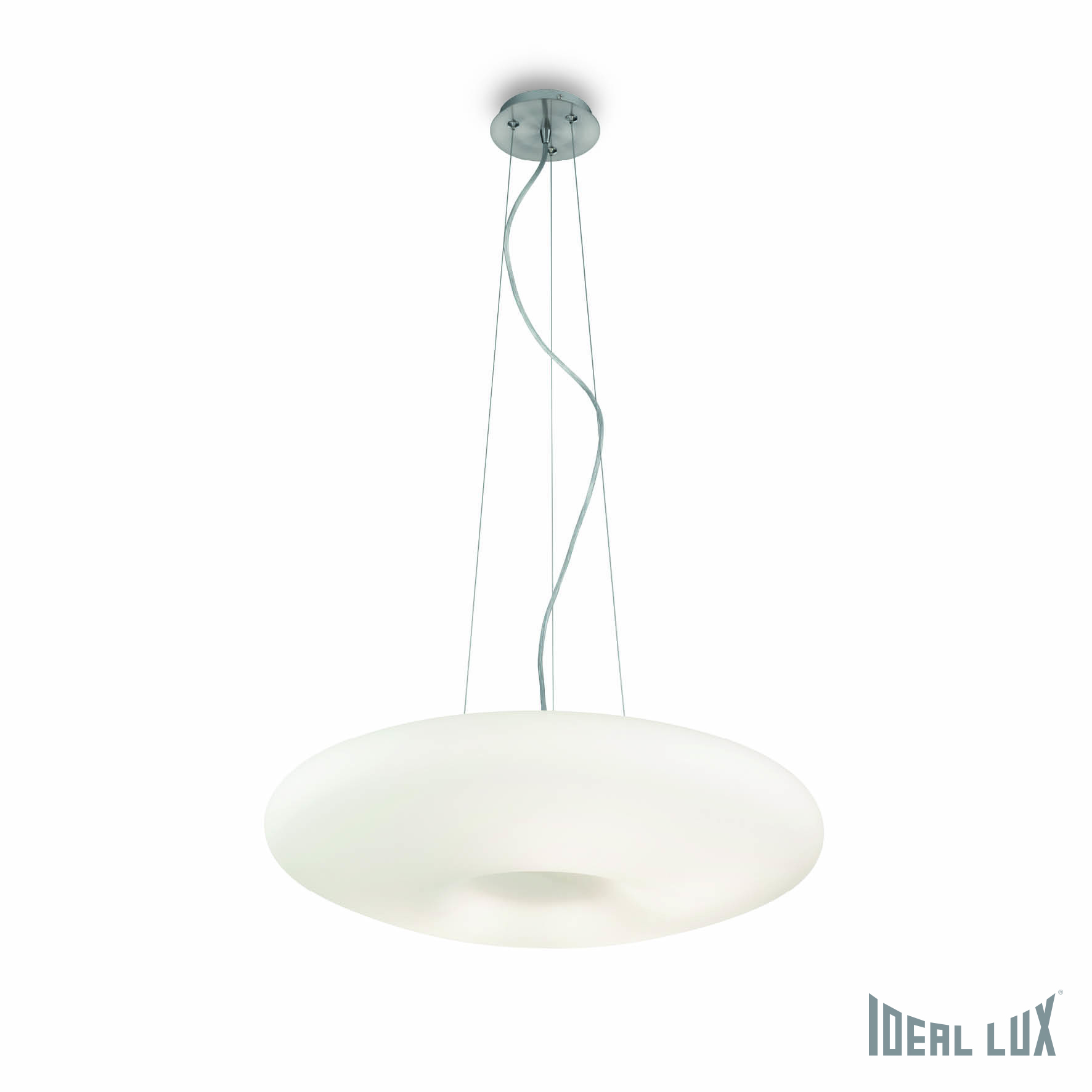 Светильник подвесной Ideal Lux Glory GLORY SP3 D50 ideal lux люстра ideal lux le roy sp3