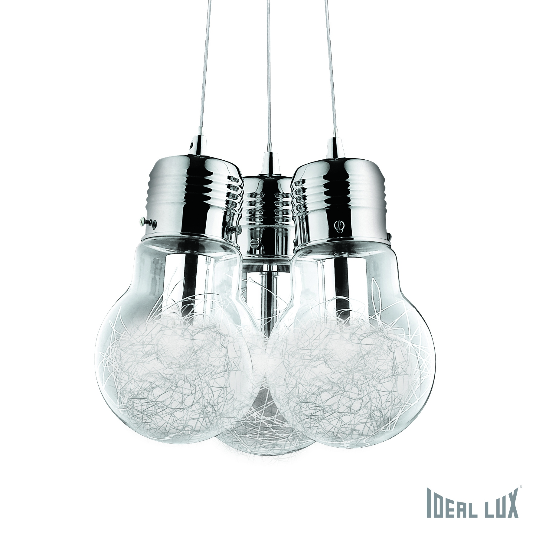 Светильник подвесной Ideal Lux Luce LUCE MAX SP3 ideal lux люстра ideal lux le roy sp3