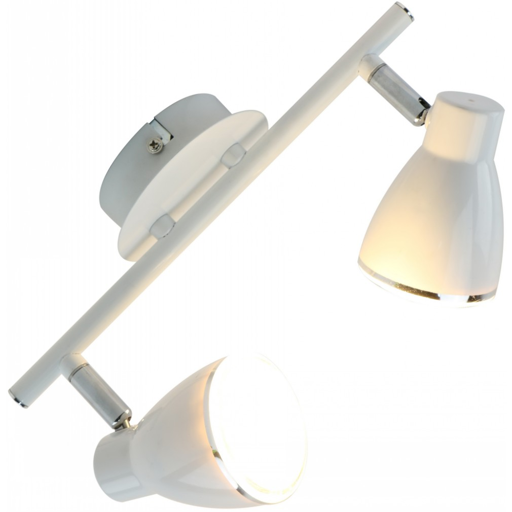 Светильник спот Arte Lamp Gioved A6008PL-2WH