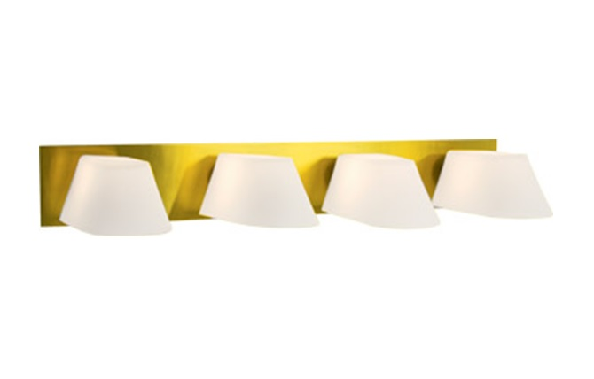 Настенное бра N-Light N-Light B-871 B-871/4 satin gold цена