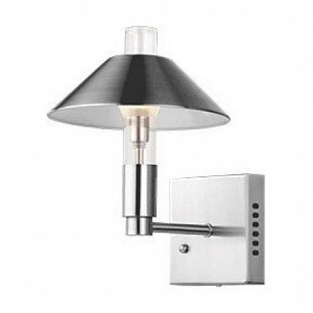 Настенное бра N-Light N-Light B-918 B-918/1 satin chrome цена